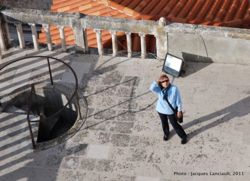 8 octobre 2011, Trogir, Croatie.