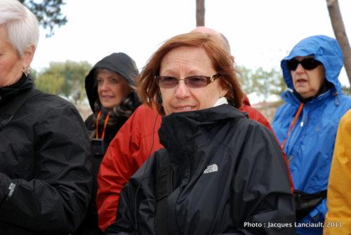 9 octobre 2011, Salona, Croatie.