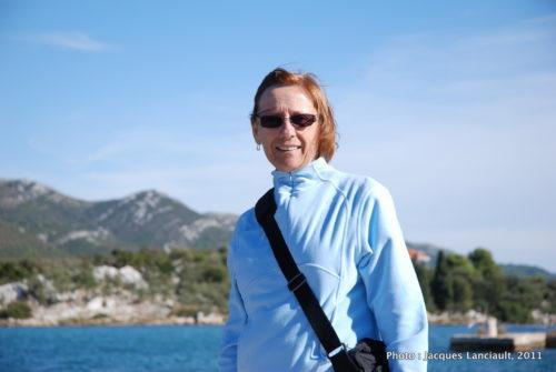 14 octobre 2011, village de Mali Ston, Croatie.