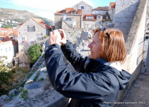 15 octobre 2011, Dubrovnik, Croatie.
