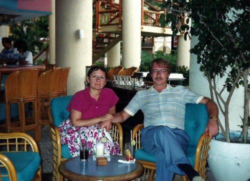 Acapulco, 1990