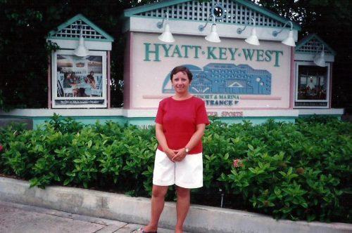 1993, Key West