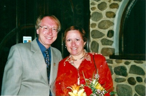 Jacques et Céline, 25e anniversaire de mariage