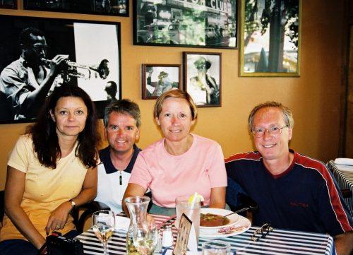 2002, Charlottetown à l'île du Prince-Édouard!