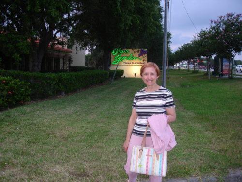 Mai 2005, Sarasota, Floride