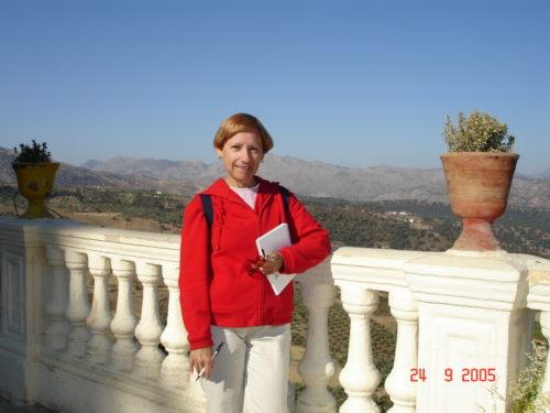 2005, Ronda, Espagne