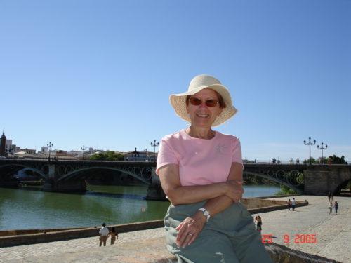 2005, Séville, Espagne