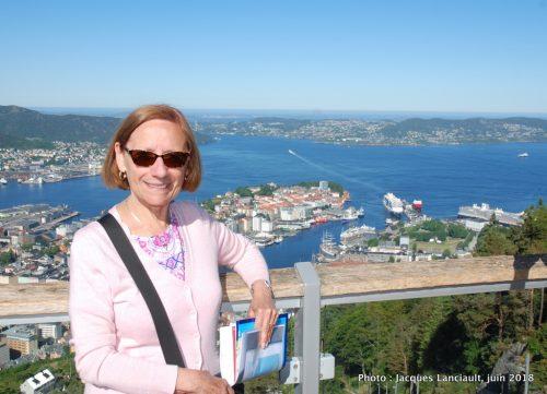 Bergen, Norvège, juin 2018