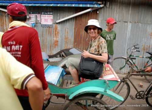 16 novembre 2019, Tan Chau, Vietnam