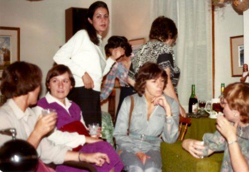 Septembre 1982 à Québec