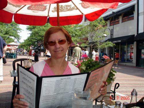 Burlington, été 2006