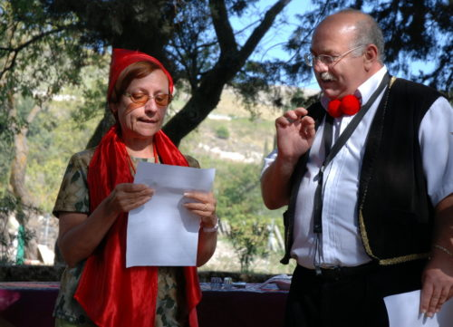 Sambuca di Sicilia, Italie, jeudi 16 octobre 2008