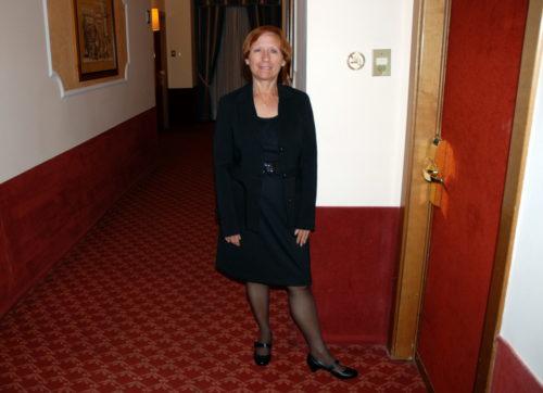 Rome, souper d'adieu, le 23 octobre 2008