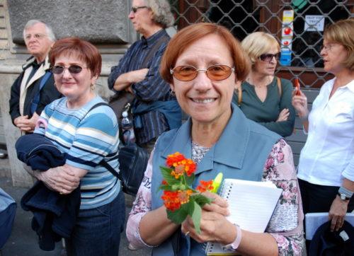 Des fleurs d'anniversaire pour Céline