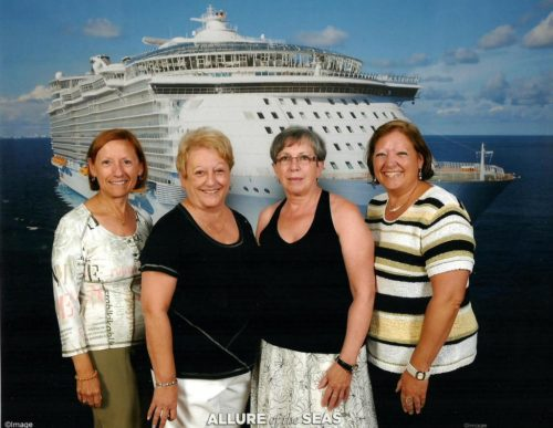 Novembre 2011 - Allure of the Seas.