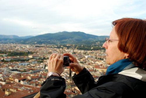 Florence à perte de vue... 17 octobre 2009