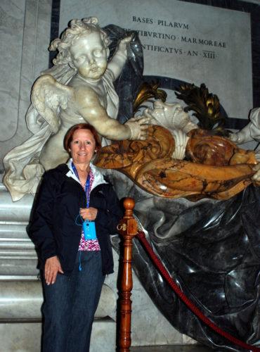 Basilique Saint-Pierre de Rome, le 22 octobre 2009