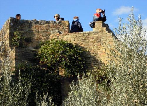 San Gimignano, Italie, lundi 19 octobre 2009