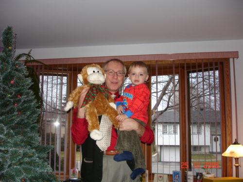 Jour de Noël 2006!