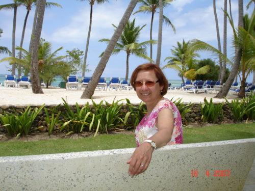 Avril 2007, Punta Cana, République dominicaine