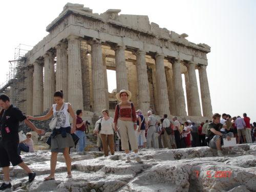 7 mai 2007, Athènes, Grèce