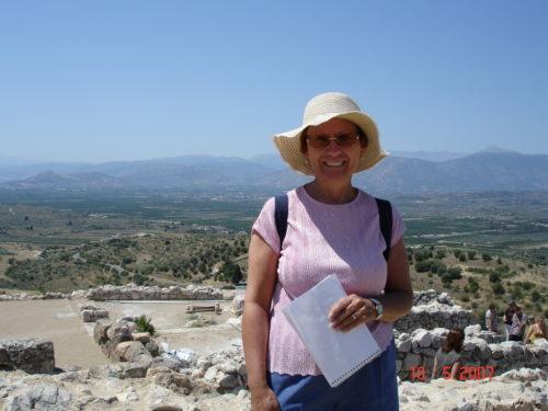 10 mai 2007, Mycènes, Grèce