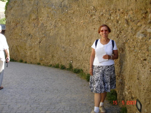 15 mai 2007, monastère Varlaam, Météores, Grèce