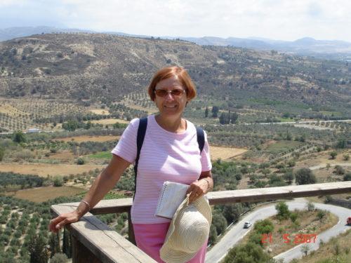 21 mai 2007, site archéologique de Phaestos, Crète, Grèce