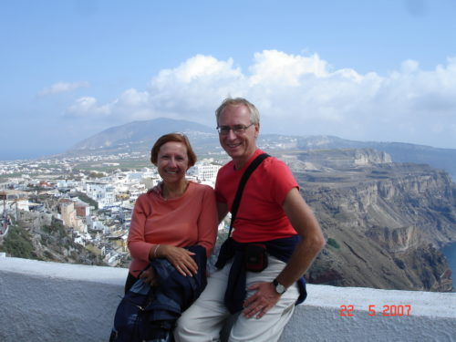 22 mai 2007, Santorin, Grèce