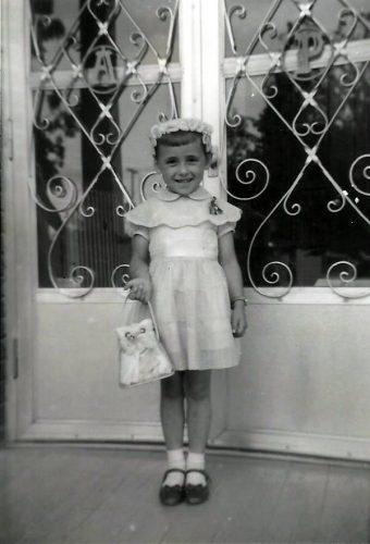 Céline... presque cinq ans