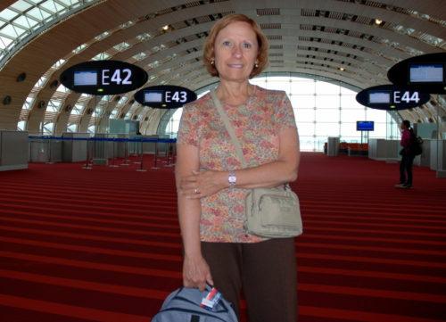 18 juin 2010... aéroport Charles-de-Gaulle, Paris