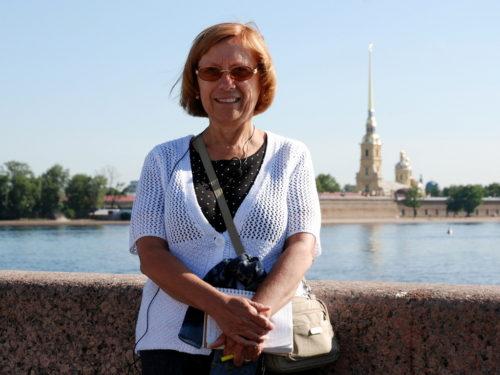 Saint-Pétersbourg, Russie, le 29 juin 2010