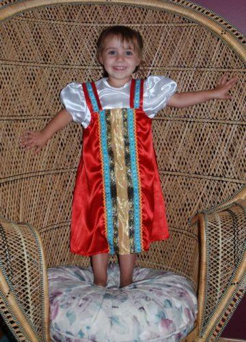 Chloé, le 15 août 2010