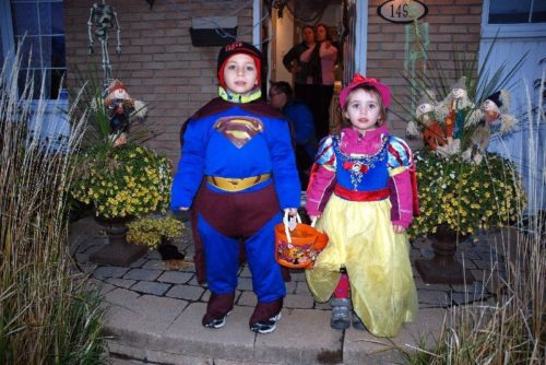 31 octobre 2010, jour d'Halloween