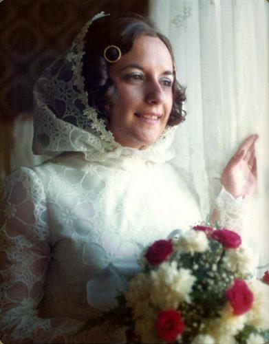 Céline, le 24 mai 1975