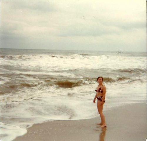 1975, première vacances hors Québec... Cap Hatteras, Caroline du Nord