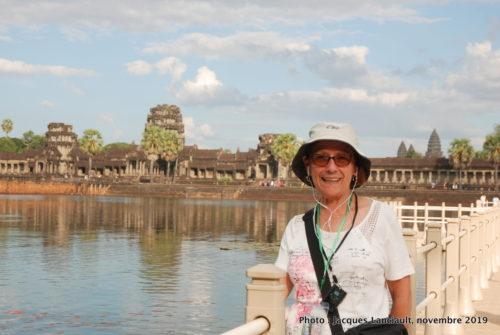 Novembre 2019, Angkor Wat, Cambodge