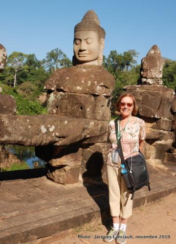 Novembre 2019, Angkor, Cambodge