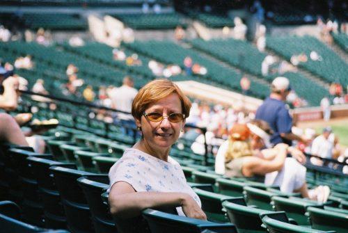 10 août 2004, Camden Yard, Baltimore, Maryland