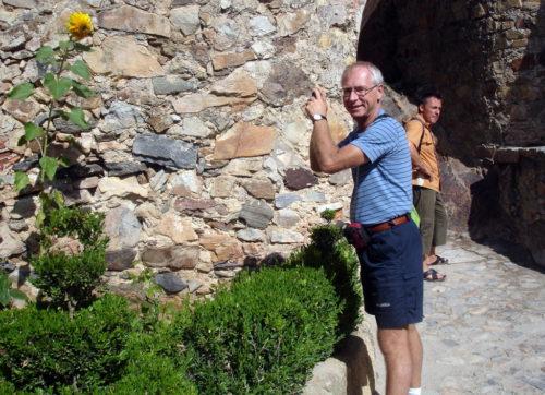 5 septembre 2007 au château de Marvão au Portugal