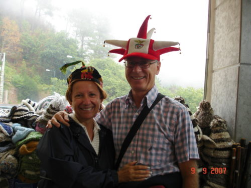 9 septembre 2007, sur la magnifique île de Madère au Portugal.