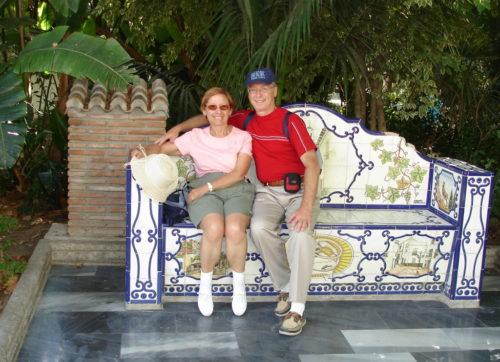 2005, Marbella, Espagne