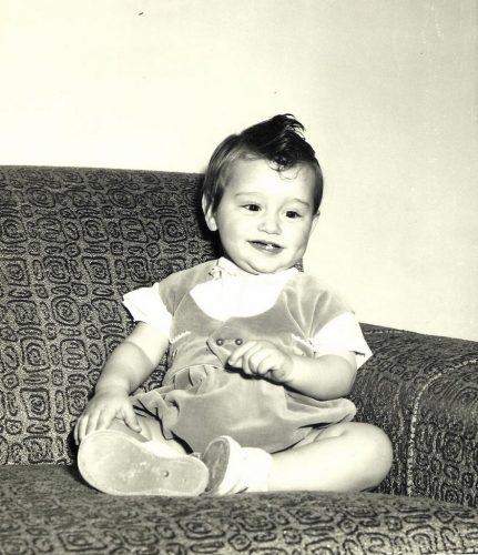Mon petit frère Daniel