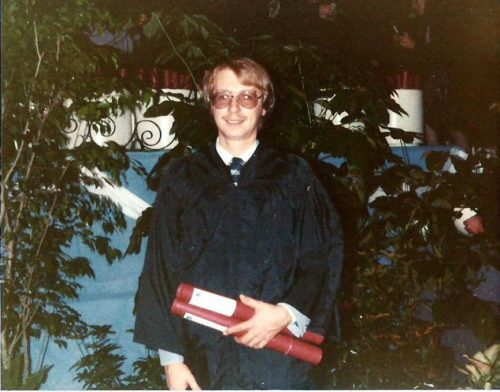 Et un peu plus tard la même année, je devenait CGA!