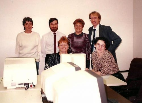 Projet de nouveau système de paie pour la CUM, 1990