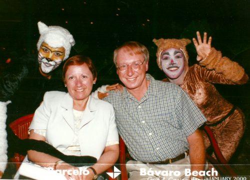 2000 - Bavaro Palace Punta Cana