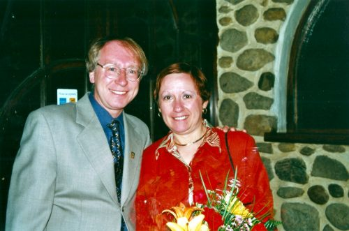 25e anniversaire de mariage, restaurant Di Menna à St-Léonard