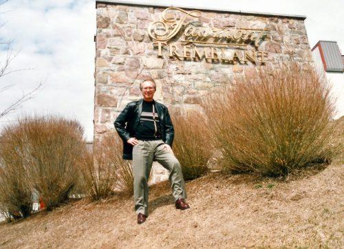 Pâques 2003, Hôtel Fairmont Mont Tremblant