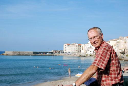 Le 18 octobre 2008, à Cefalù... une superbe station balnéaire, à un jet de pierre de Palerme!