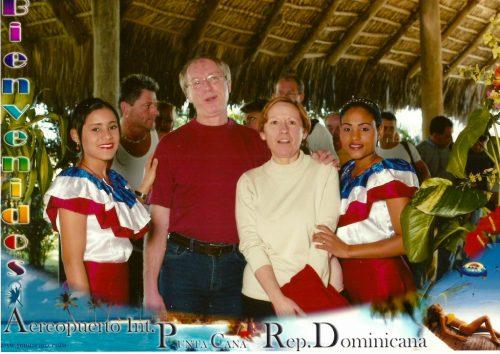 Janvier 2004, Punta Cana République dominicaine